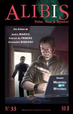 Alibis #33 (Hiver 2010)  dans Critiques - Revue Littéraire alibis33_400