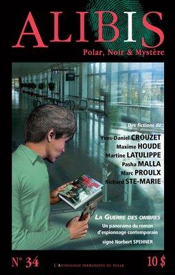 Alibis no34 (Printemps 2010) dans Critiques - Revue Littéraire alibis34_400